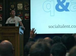 Jonathan Campbell Social Talent