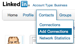 Add Connections on LinkedIn