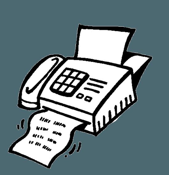 cvs fax machine