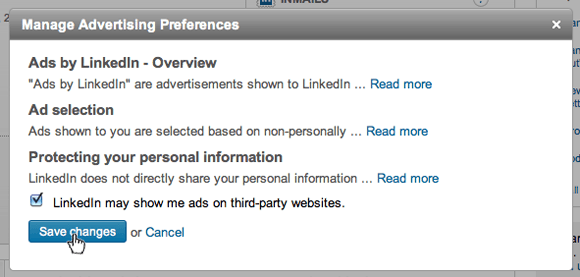 Advertising-Preferences-LinkedIn