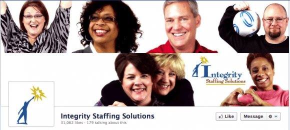 Integrity Staffing Timeline Cover
