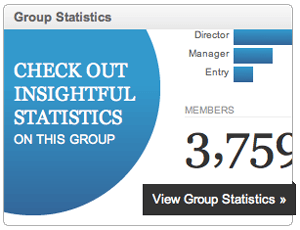 LinkedIn-Group-Statistics