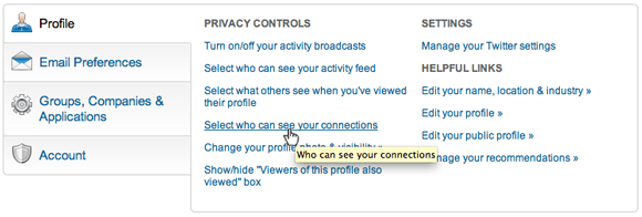 LinkedIn-Privacy-Settings-Menu
