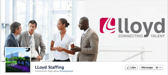 Lloyd Staffing Timeline Cover