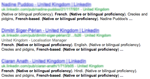 Searching-for-Languages-in-LinkedIn-via-Google