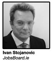 Ivan Stojanovic, CEO JobsBoard.ie