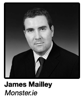 James Mailley, Sales Director at Monster