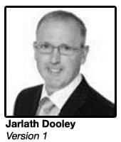Jarlath Dooley, Version 1