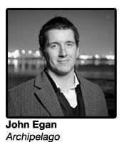 John Egan, Archipelago