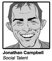 Jonathan Campbell, CEO Social Talent