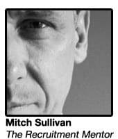 Mitch Sullivan, The Recruitment Mentor