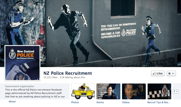 NZ Police Careers FB Page