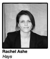 Rachel Ashe, Hays