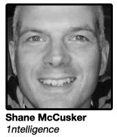 Shane McCusker, MD 1ntelligence
