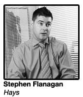 Stephen Flanagan, Hays