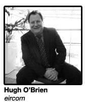 Hugh O'Brien, eircom