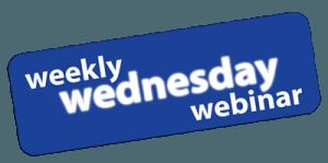 Weekly Wednesday Webinars - Social Talent