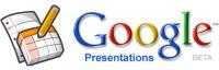 Google Presentations Logo