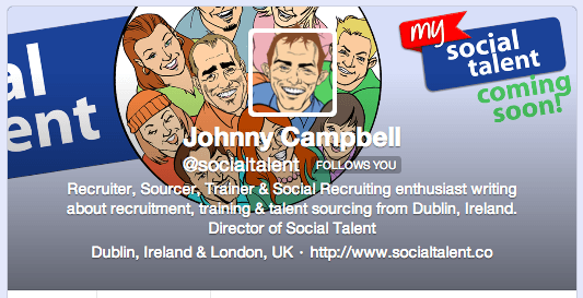 Social Talent's Twitter cover image