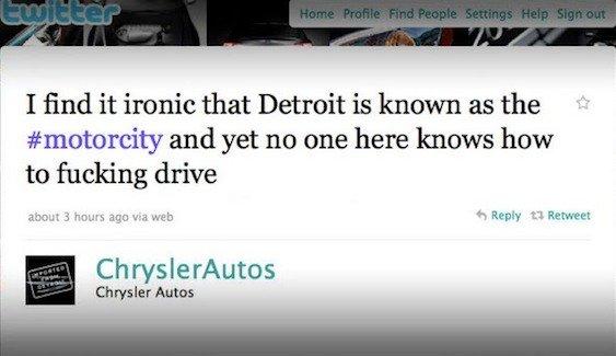 chrysler twitter detroit motorcity