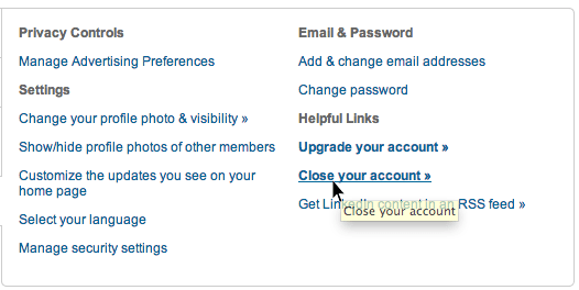Account-Settings-LinkedIn-Close-Account