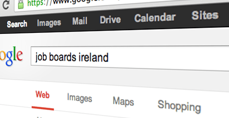 Job Boards Ireland Google Search