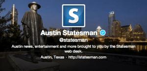Statesman Austin on Twitter