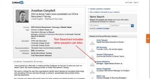 LinkedIn XRay Boolean Search on Google