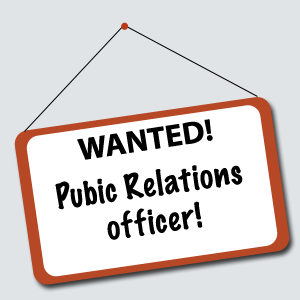 Pubic-Relations-Officer