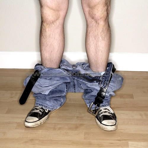 Trouser Drop