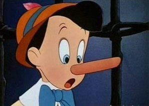 Pinocchio - Lying on your CV or Resume