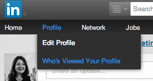 Who's Viewed Your Profile LinkedIn