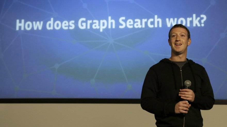 Mark Zuckerberg Facebook Open Graph
