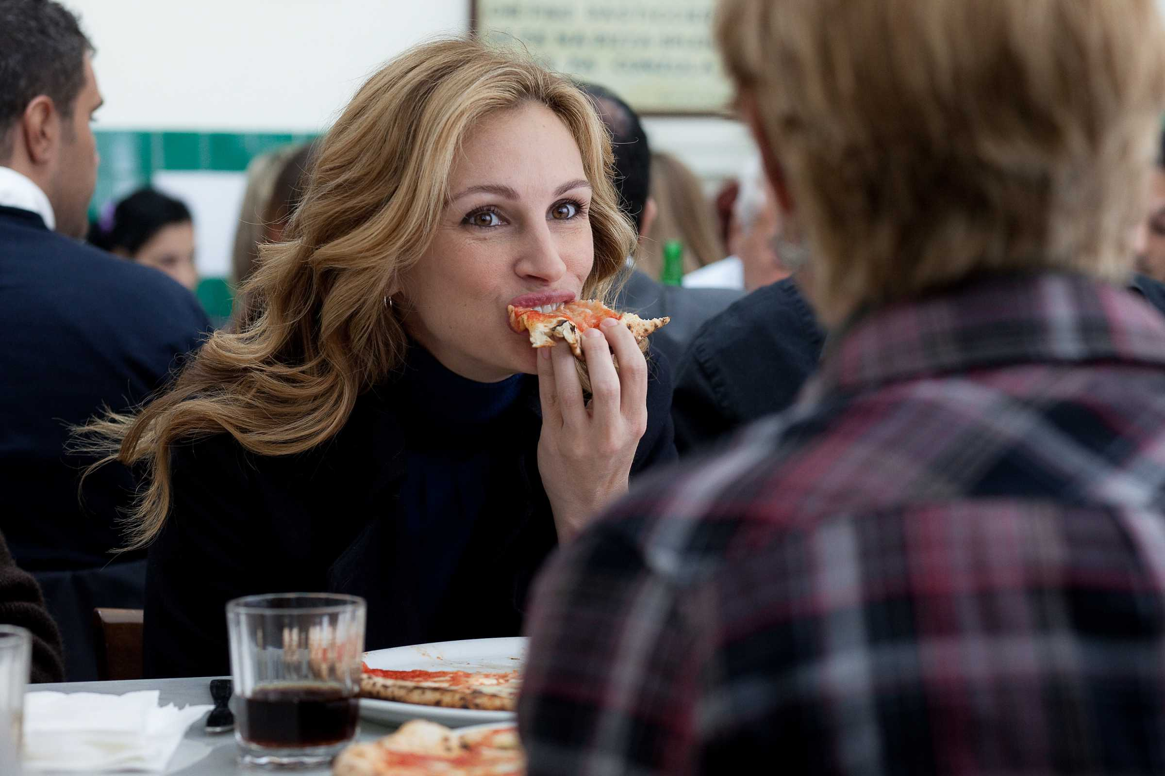 EAT PRAY LOVE Pizza | Job Seekers