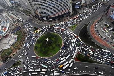 Traffic Gridlock | Job Seekers