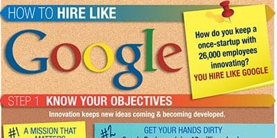 Hiring Process- How to Hire Like Google