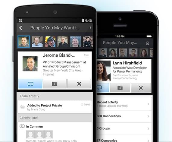 LinkedIn Recruiter Android App | Recruitment News