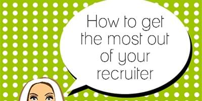 using a recruiter