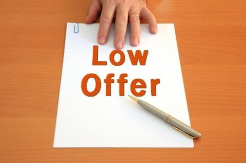 Low Salary Job Offer