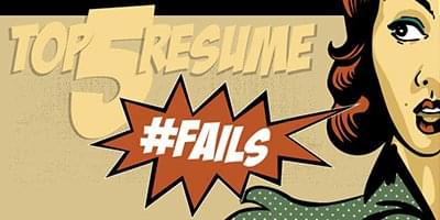 resume fails