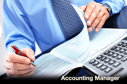 Accountant Manager Salary