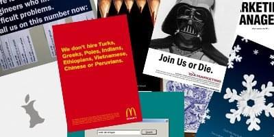 creative recruitment ads