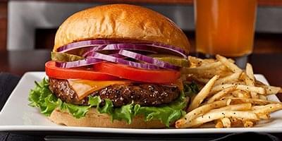 resume burger