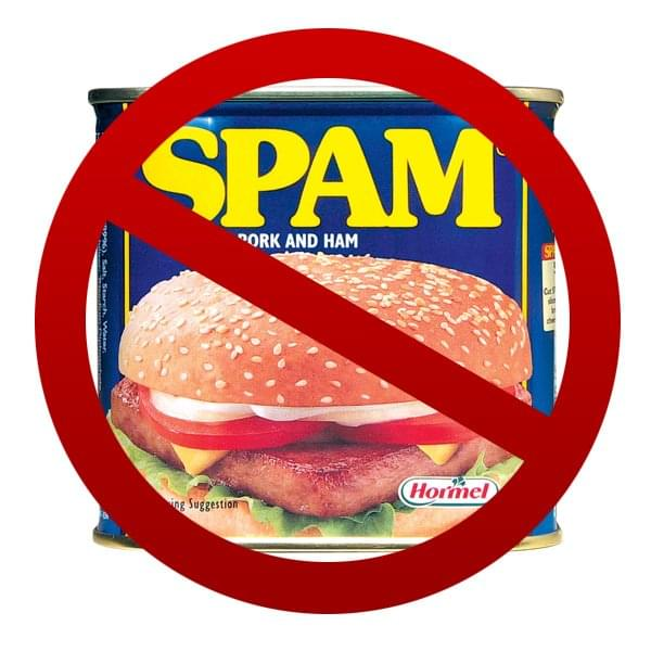 No more Facebook spam