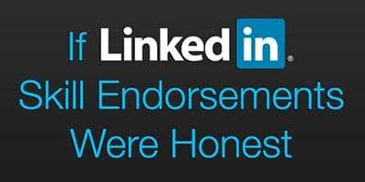 honest linkedin endorsements