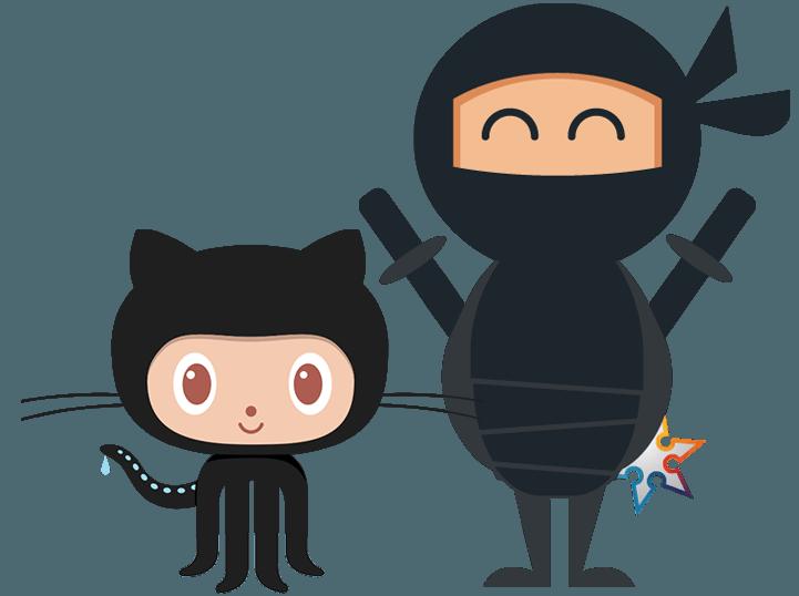 Hiroto and OctoCat