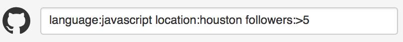 GitHub Search