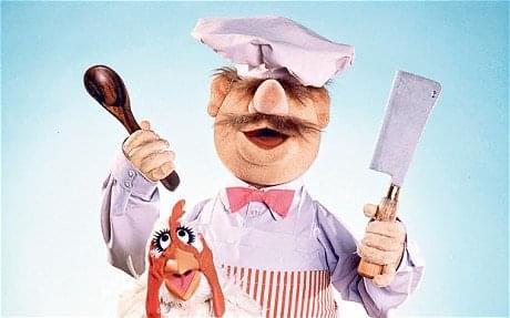 Chef The Muppets