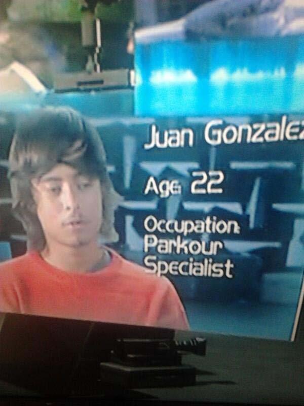 Parkour Specialist
