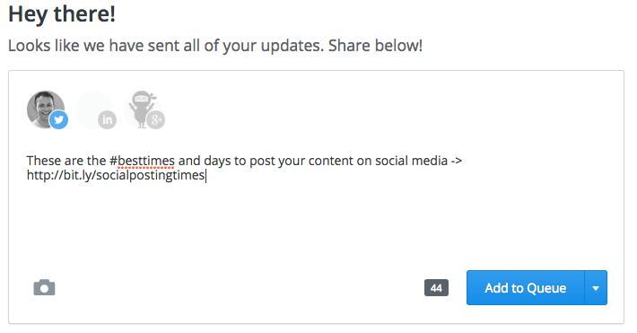 Buffer post